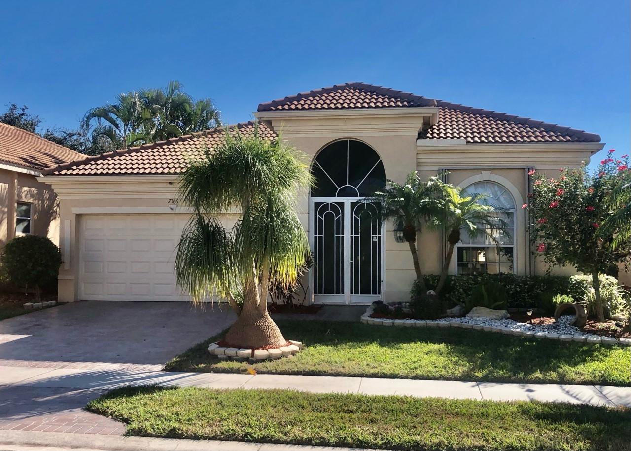7166 Lorenzo Lane  Delray Beach FL 33446