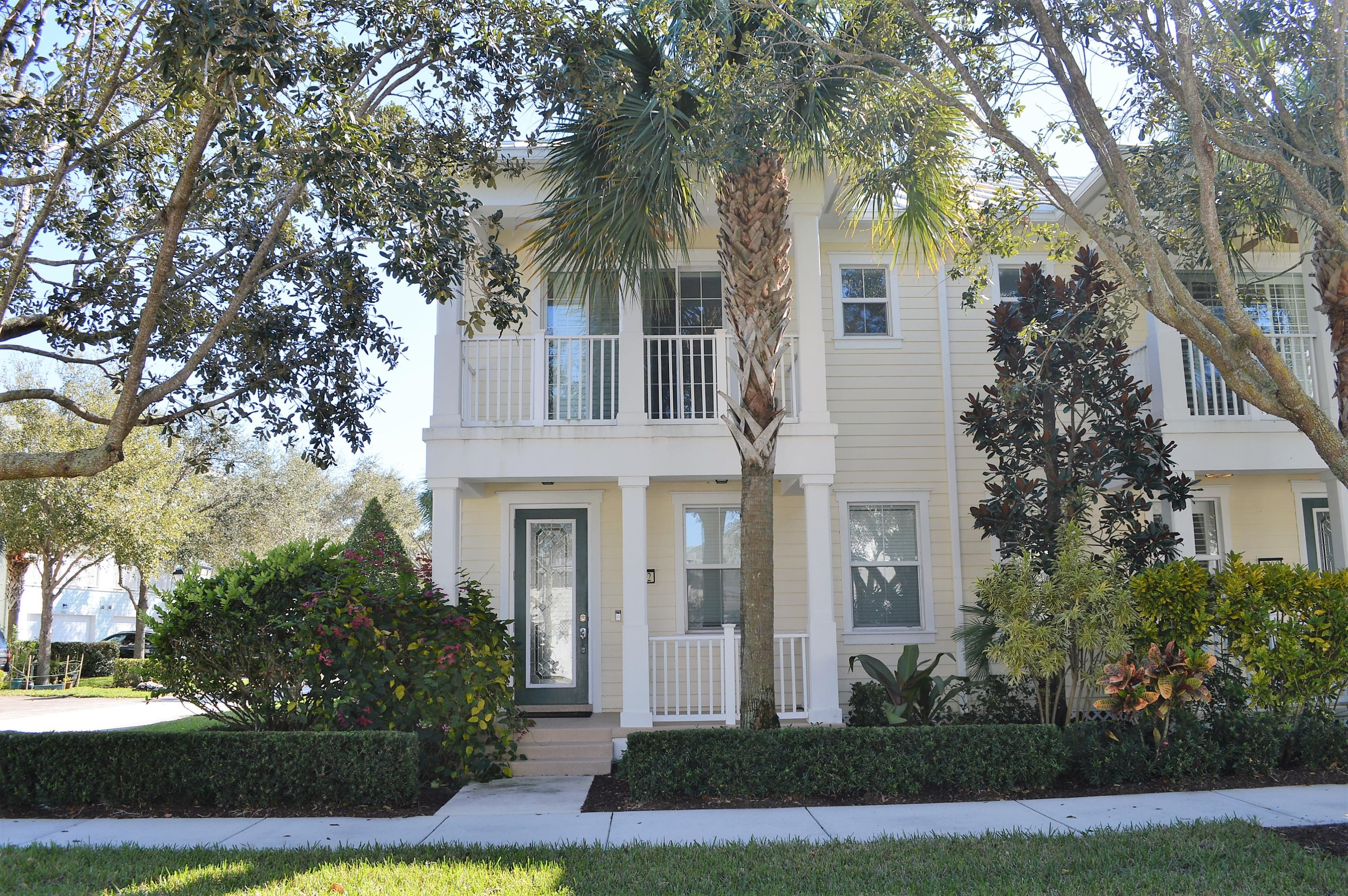 Home for sale in Abacoa Mallory Creek Jupiter Florida
