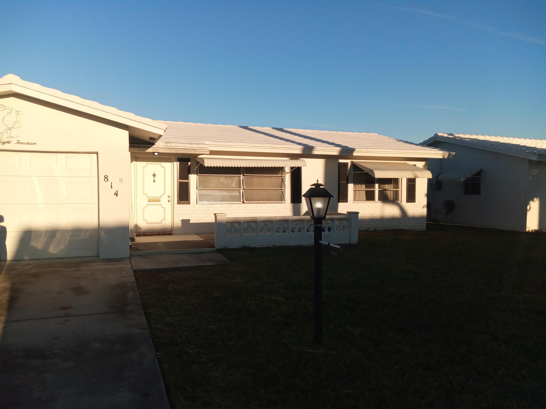 814 SW 18th Court - 33426 - FL - Boynton Beach