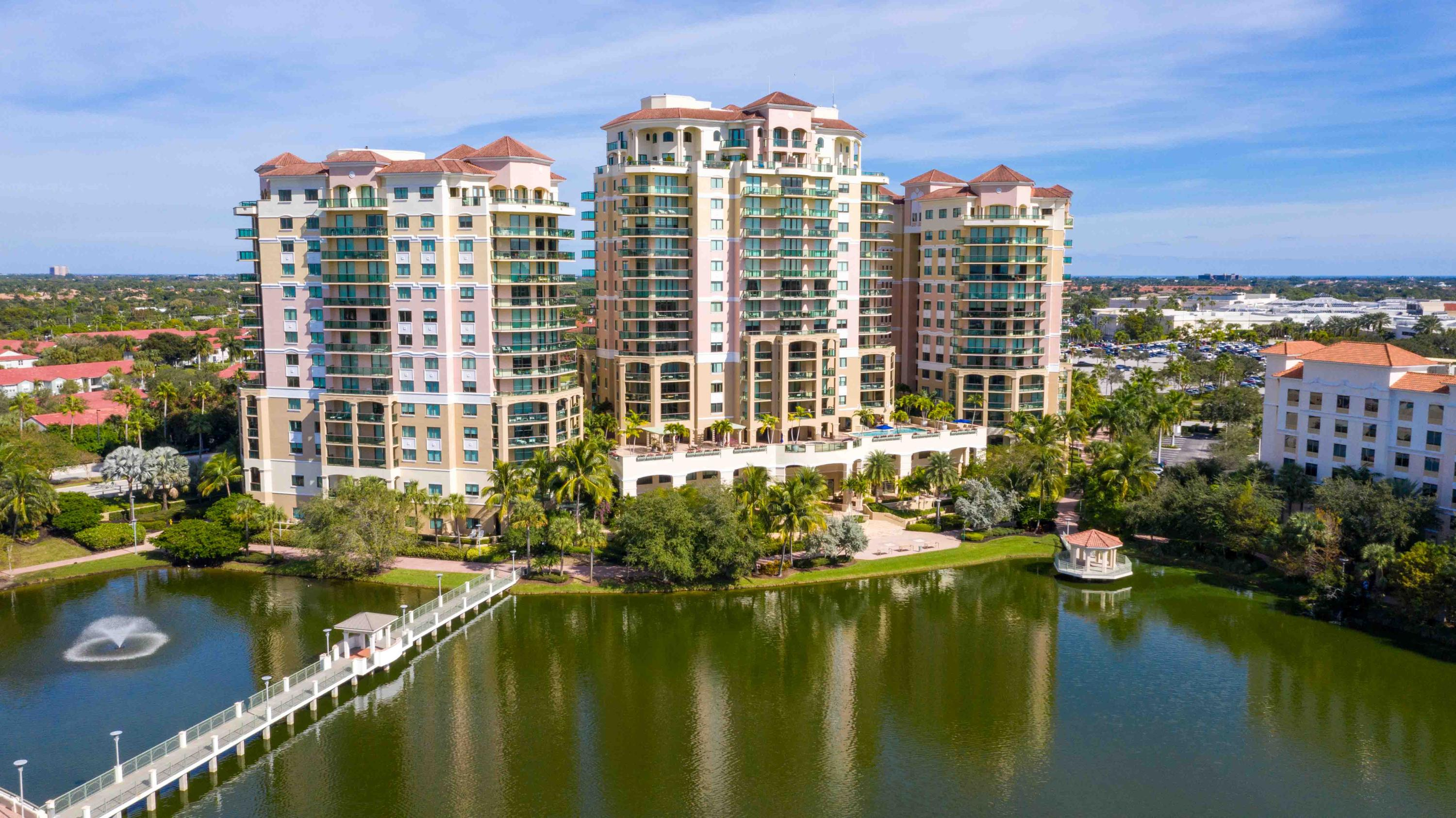 Home for sale in The Landmark At The Gardens Palm Beach Gardens Florida
