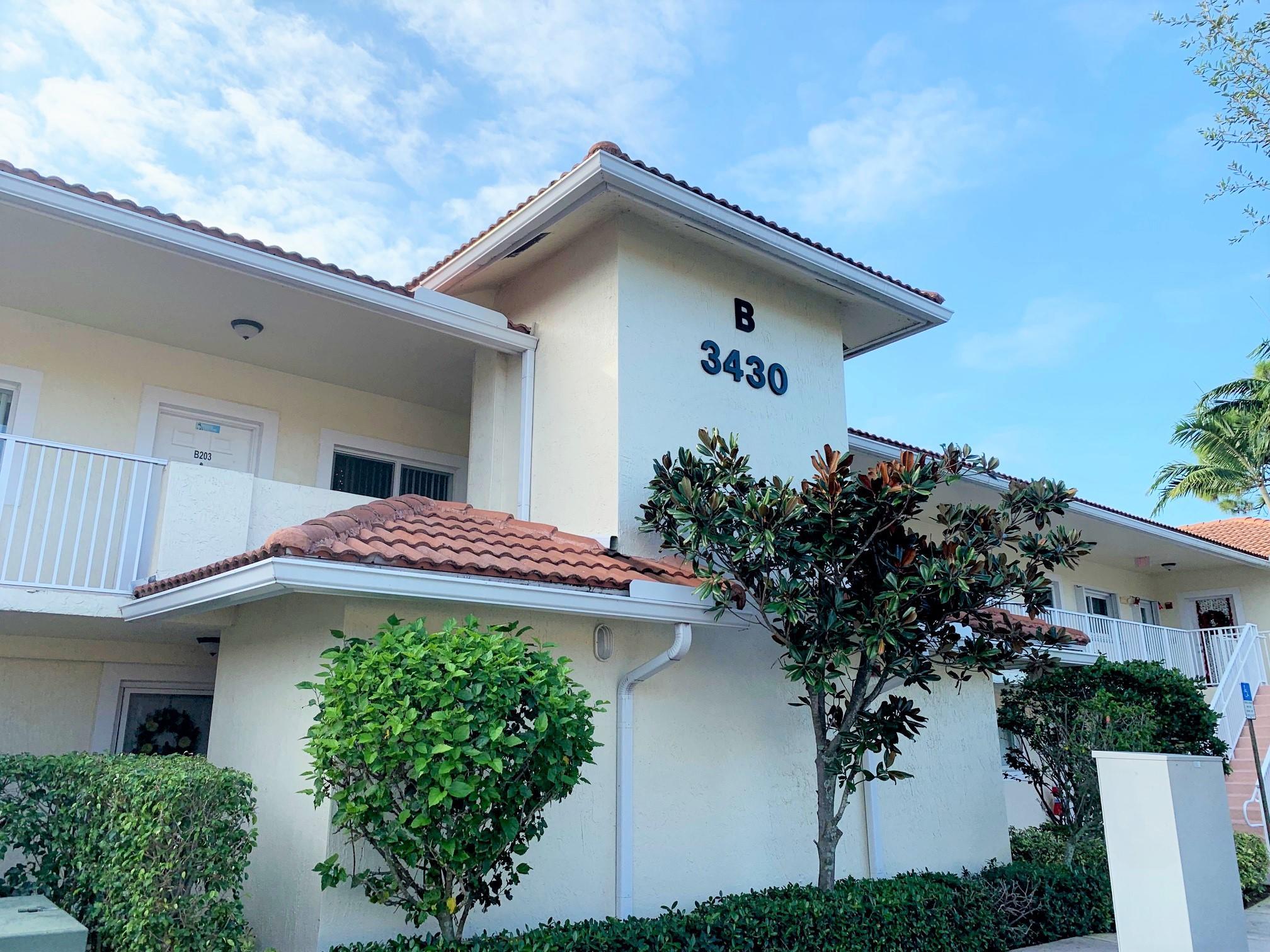 3430 Cypress Trail 102 West Palm Beach, FL 33417