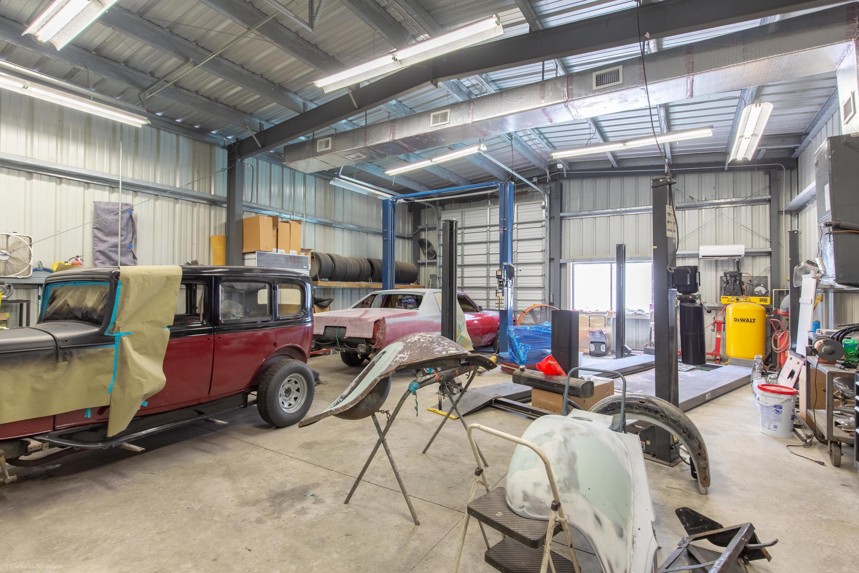 Mechanic Workshop