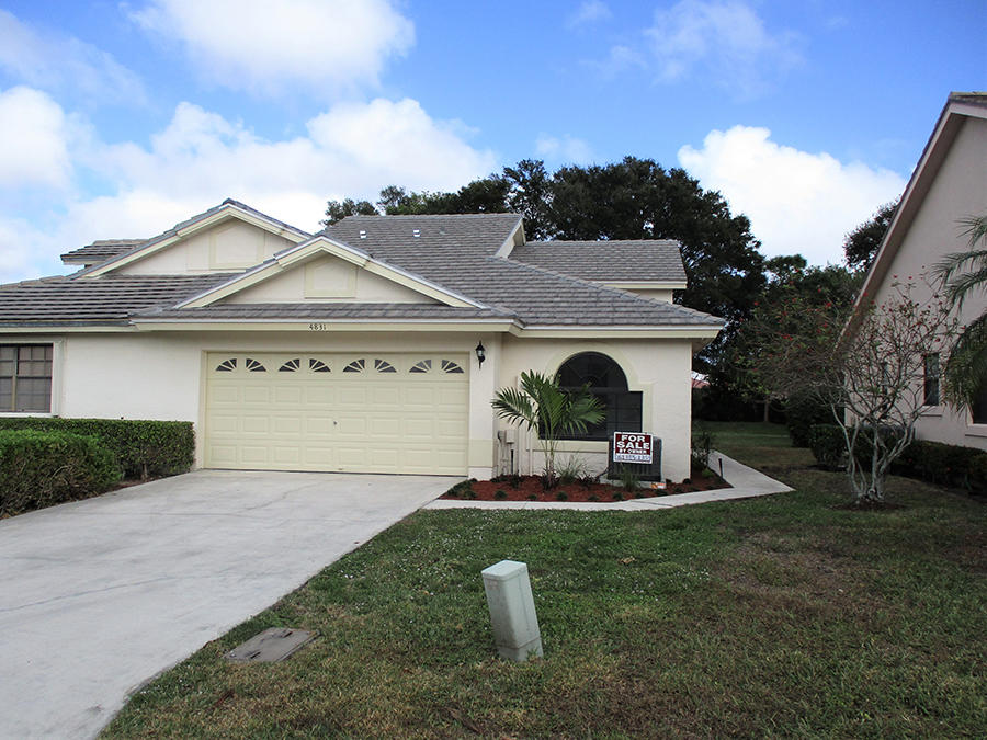 Home for sale in BRIGHTON LAKES Boynton Beach Florida