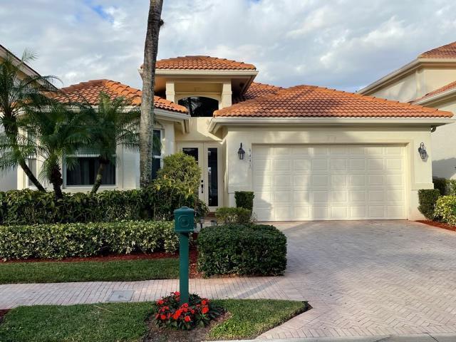 Home for sale in Ibis , Legend Club West Palm Beach Florida