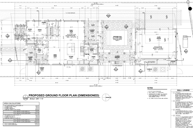 713 First Floor Plan