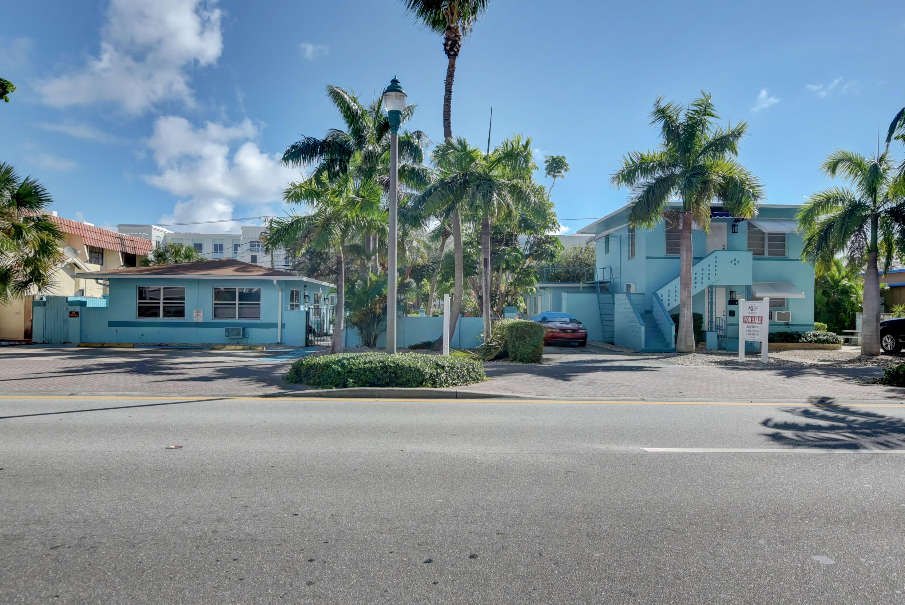 161 5th Avenue, Delray Beach, Florida 33483, ,Quad Plex,For Sale,5th,RX-10683385