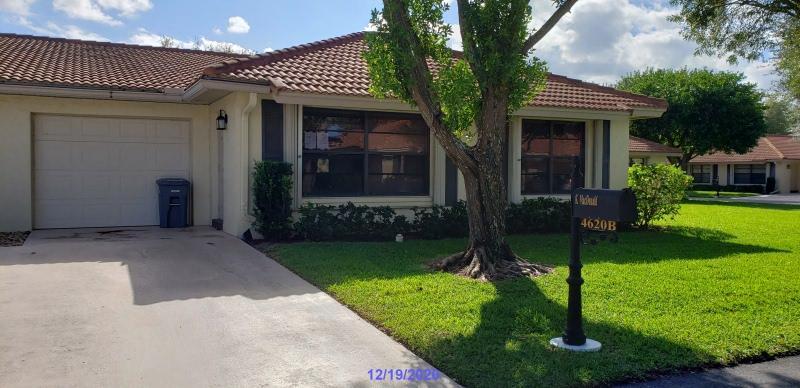 4620 Laurel Tree Road B  Boynton Beach, FL 33436