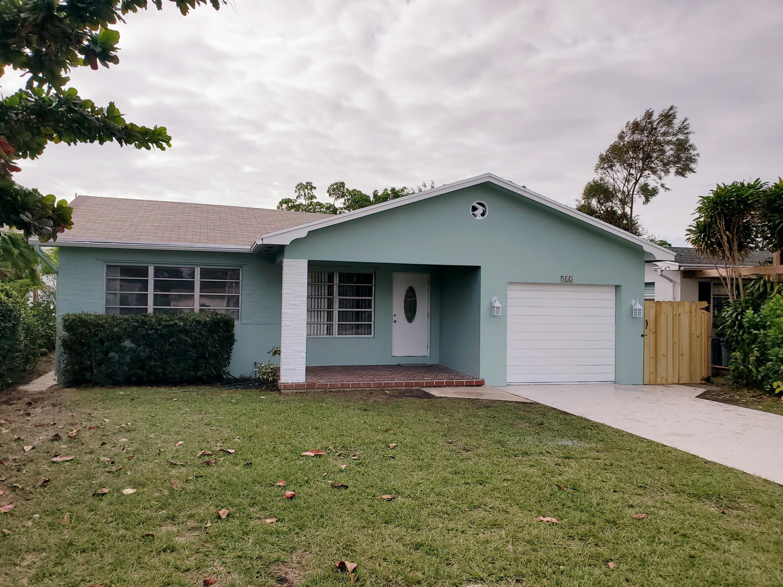 Home for sale in GREYNOLDS HIGHLANDS UNIT 1 Lantana Florida