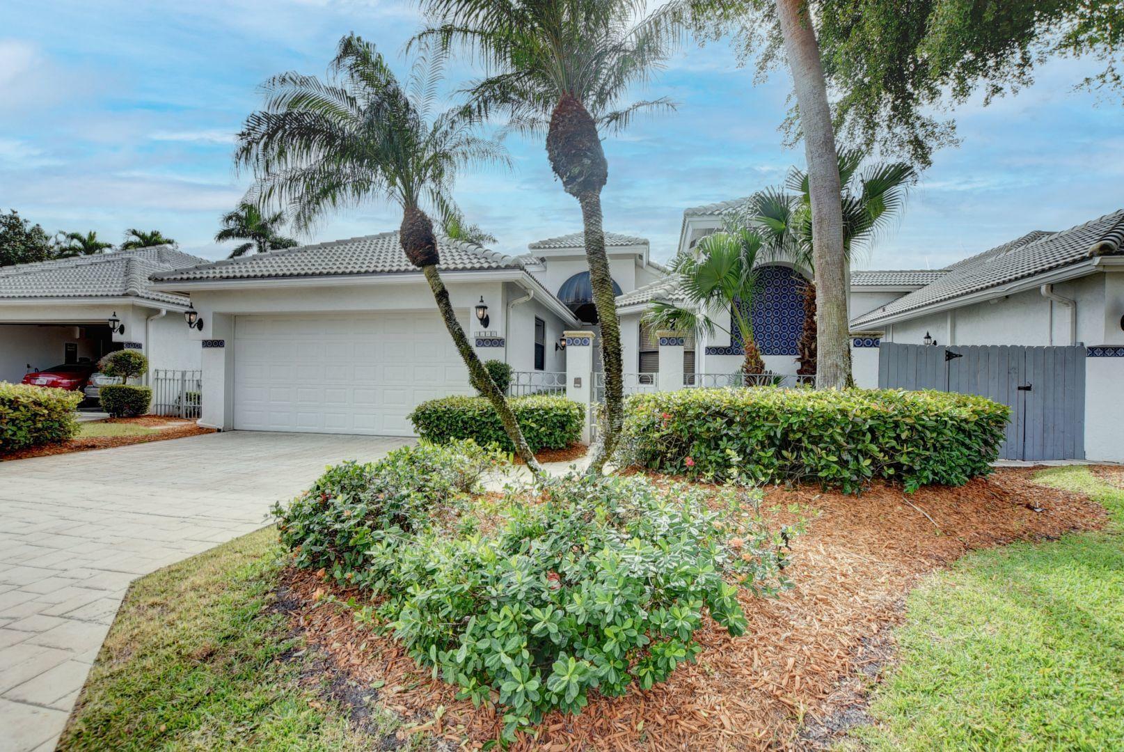 Home for sale in Broken Sound / Fairway Bend Boca Raton Florida