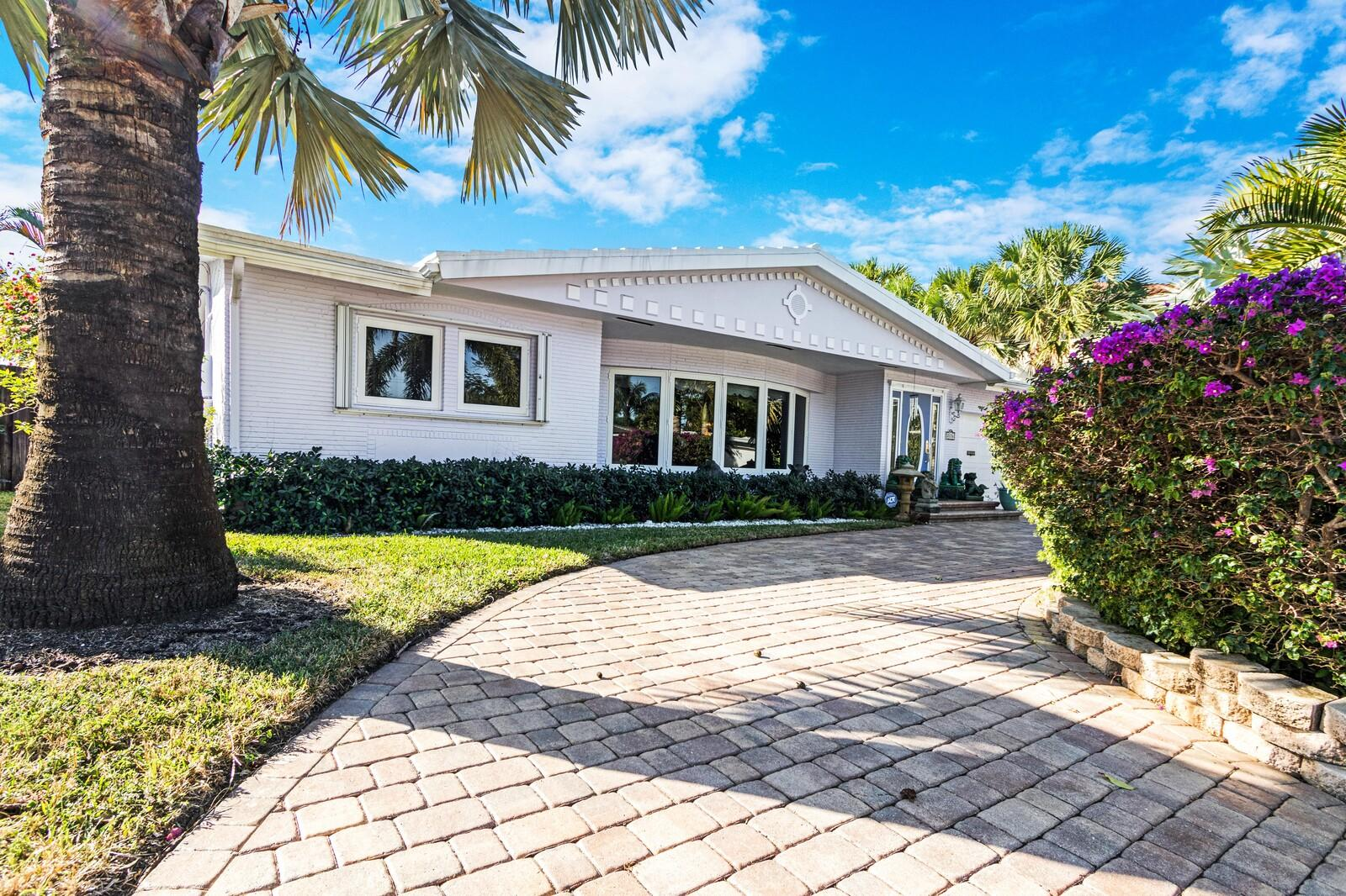 Home for sale in IMPERIAL POINT 1 SEC Fort Lauderdale Florida