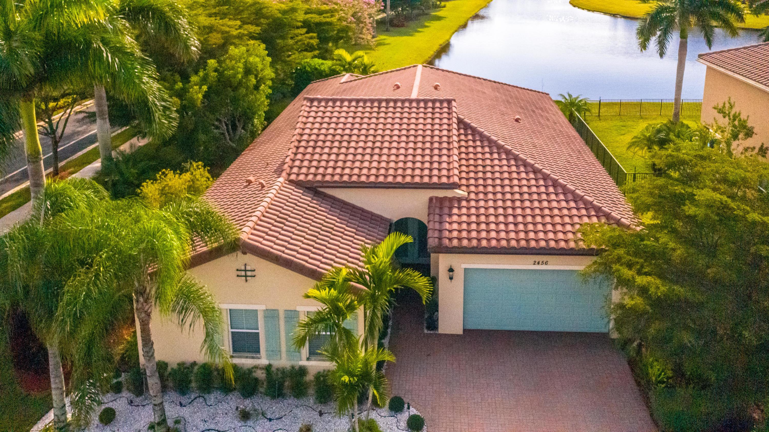 2456 Bellarosa Circle Royal Palm Beach, FL 33411