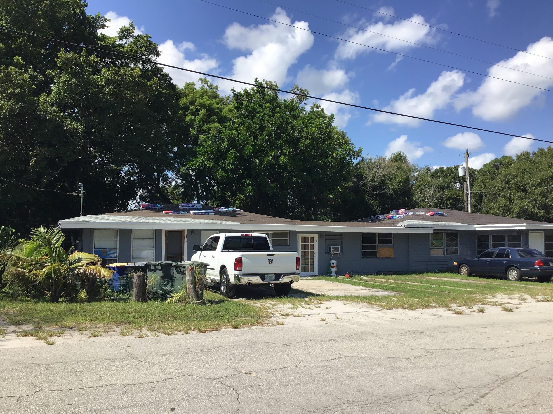 621 17th Street, Fort Pierce, Florida 34950, ,B,Triplex,17th,RX-10662676