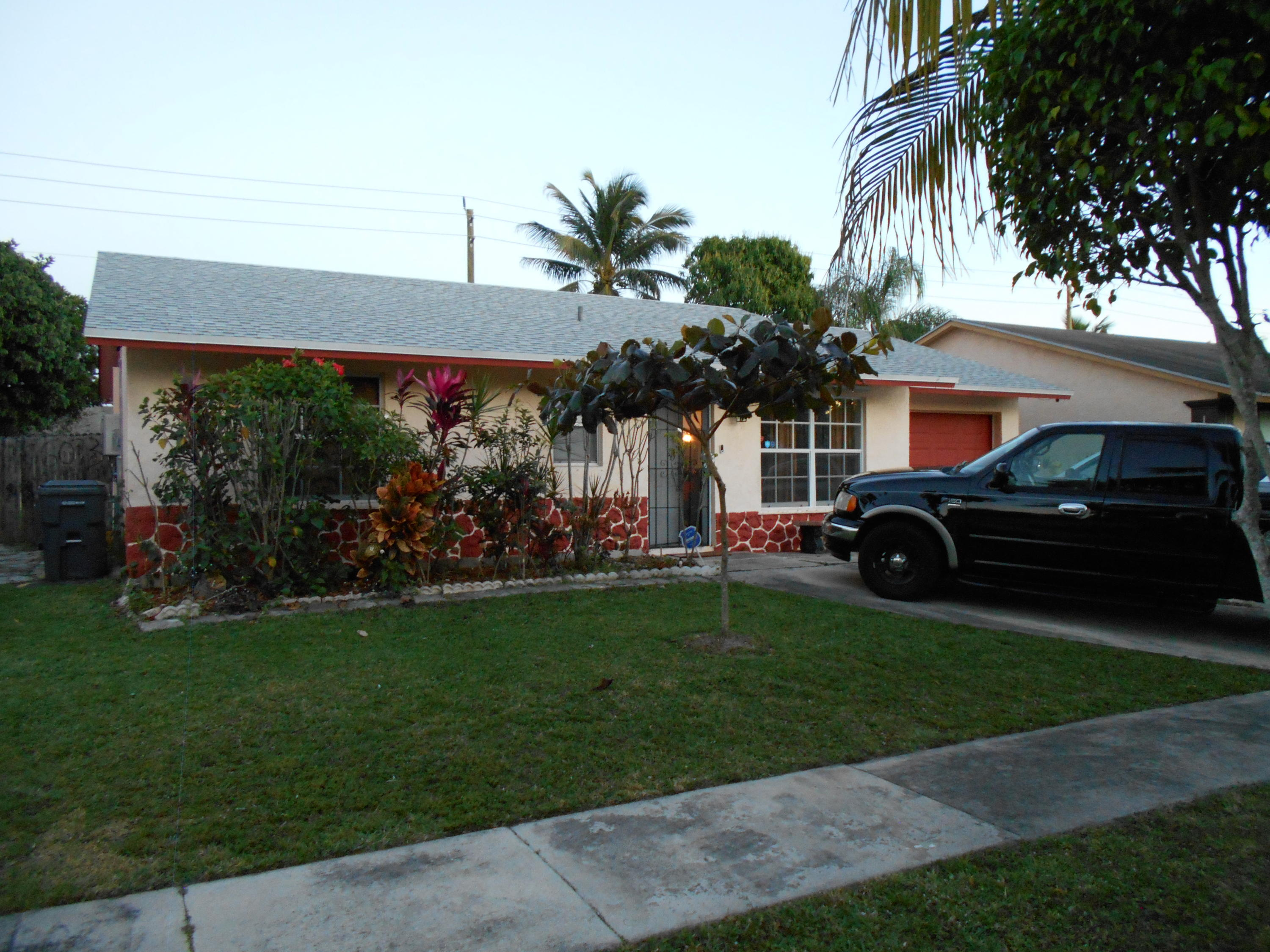 Home for sale in Homes Of Lees Crossing 7 Lake Worth Florida