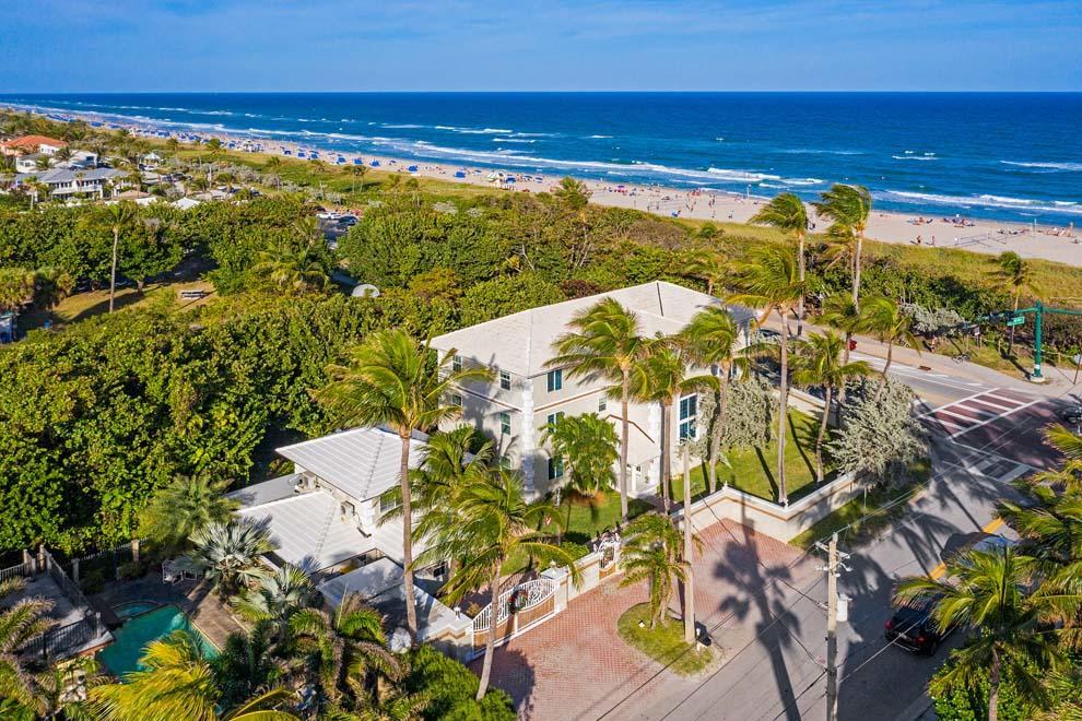 348 Ocean Boulevard, Delray Beach, Florida 33483, 9 Bedrooms Bedrooms, ,8 BathroomsBathrooms,Single Family Detached,For Sale,Ocean,RX-10684052