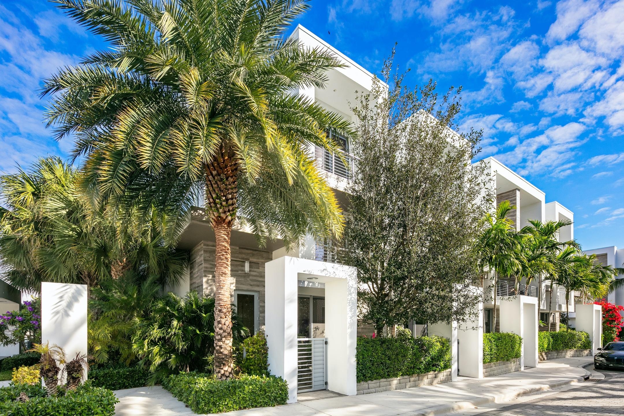 Home for sale in Moderne Boca Boca Raton Florida