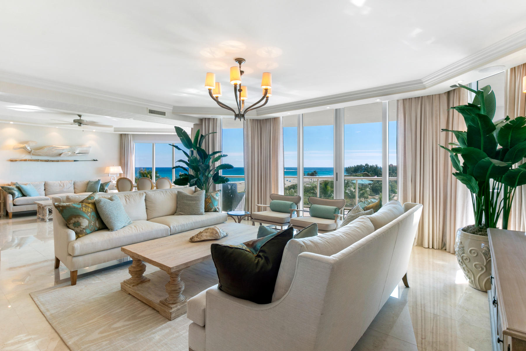 Home for sale in 2700 North Ocean Singer Island Florida