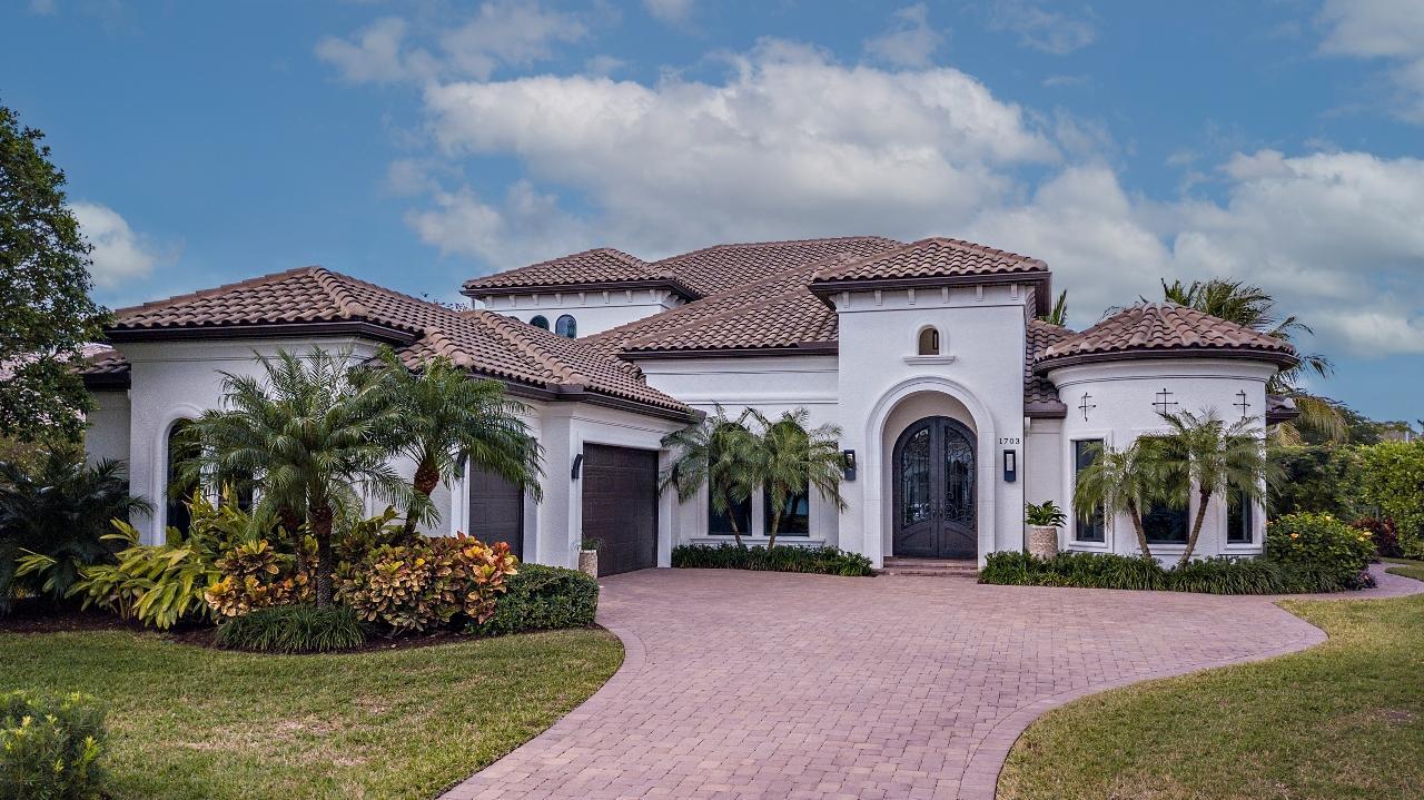 1703 Cypress Row Drive West Palm Beach, FL 33411