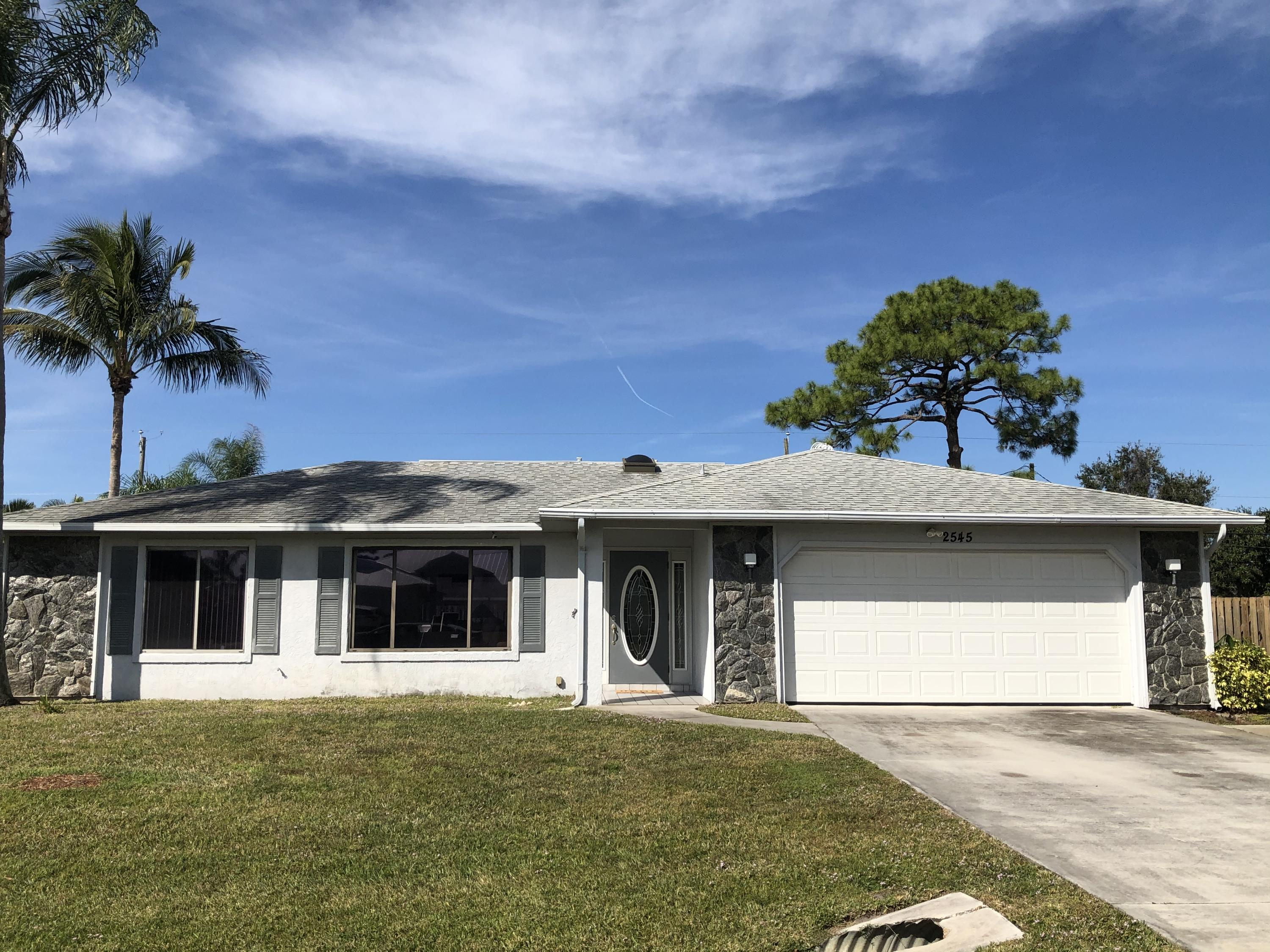 Home for sale in Port Saint Lucie Port Saint Lucie Florida