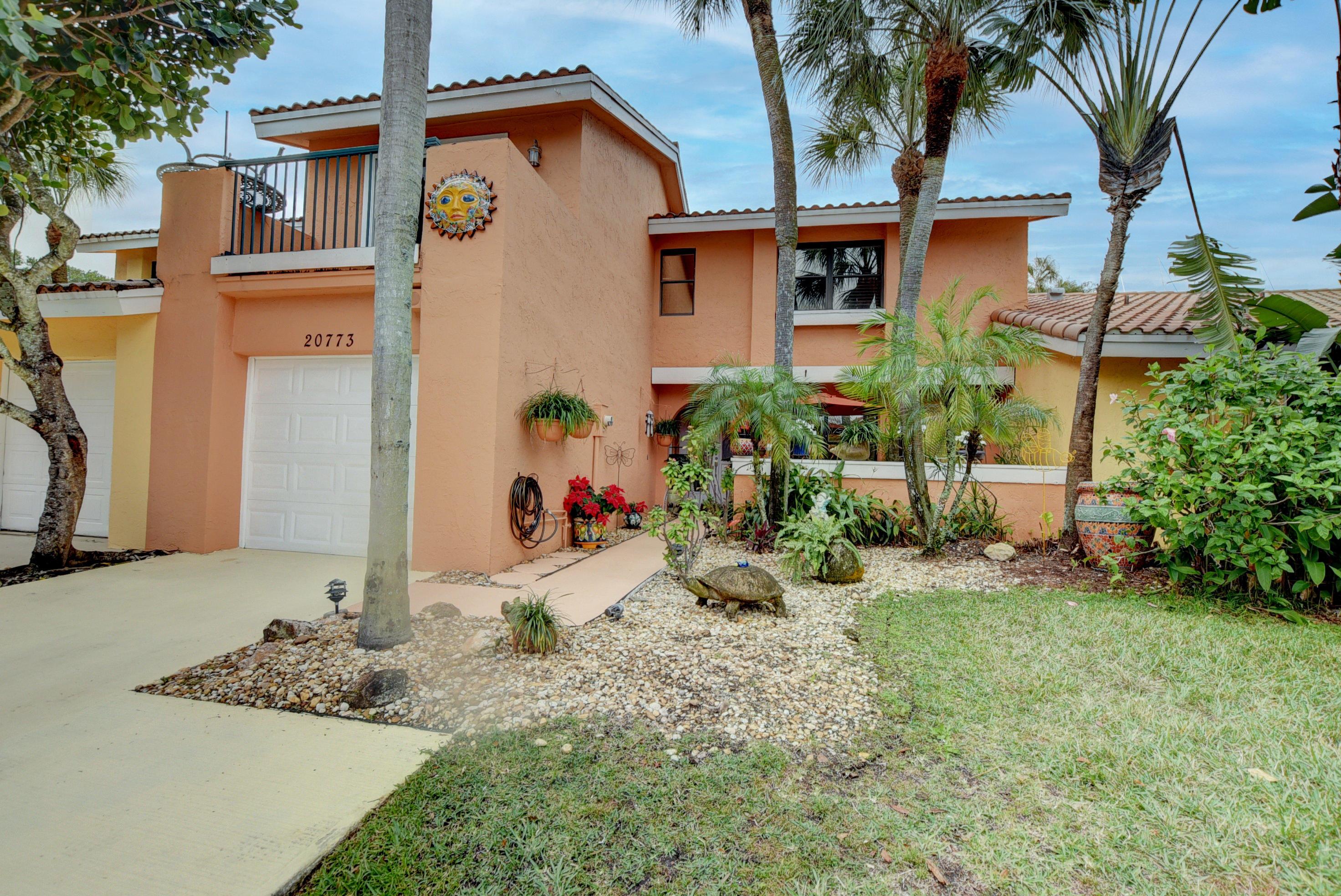 Home for sale in ESTADA OF LOS PASEOS Boca Raton Florida