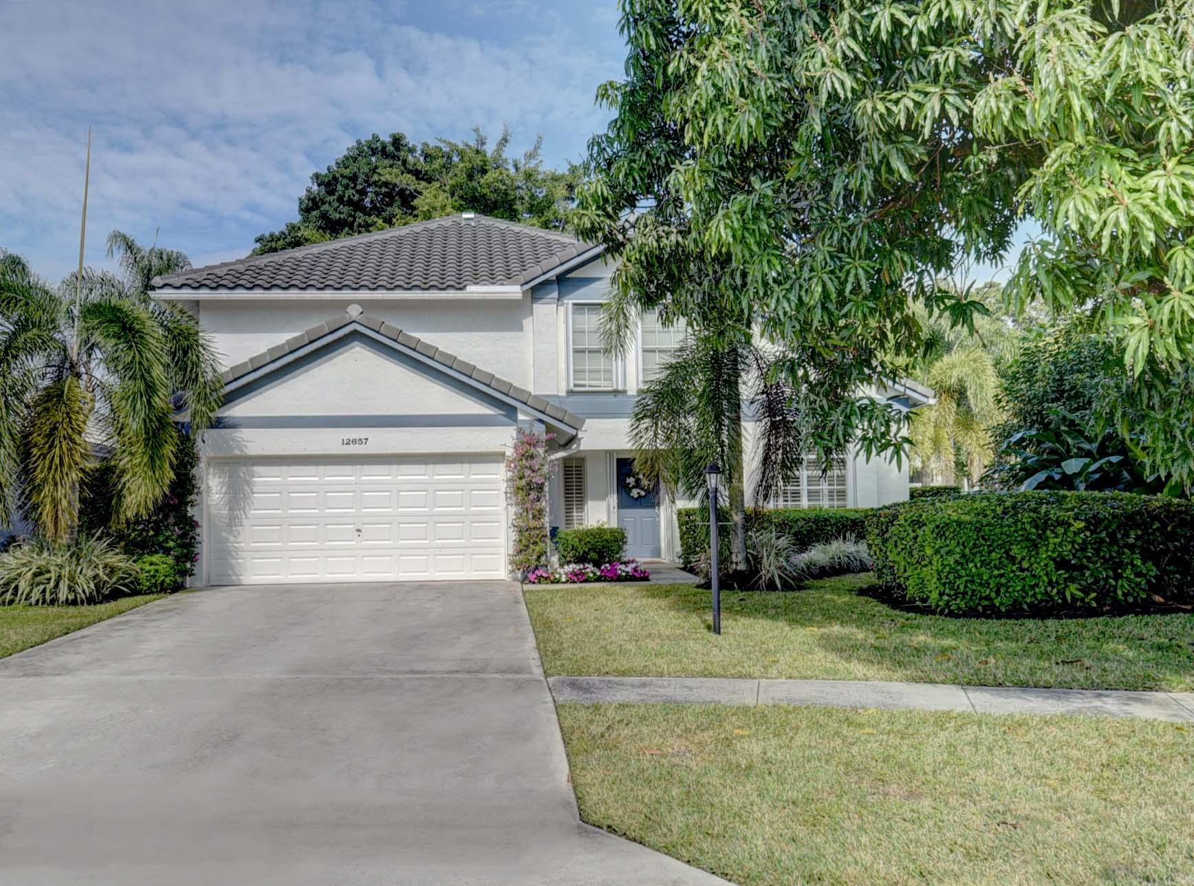 Home for sale in Lake Point Wellington Florida