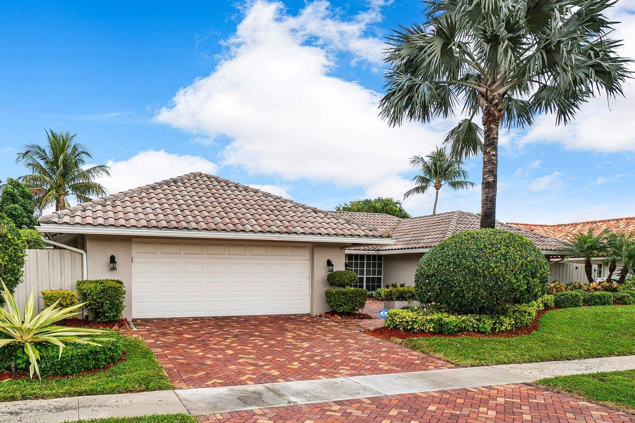 Home for sale in BROOKFIELD SEC 2 Boca Raton Florida
