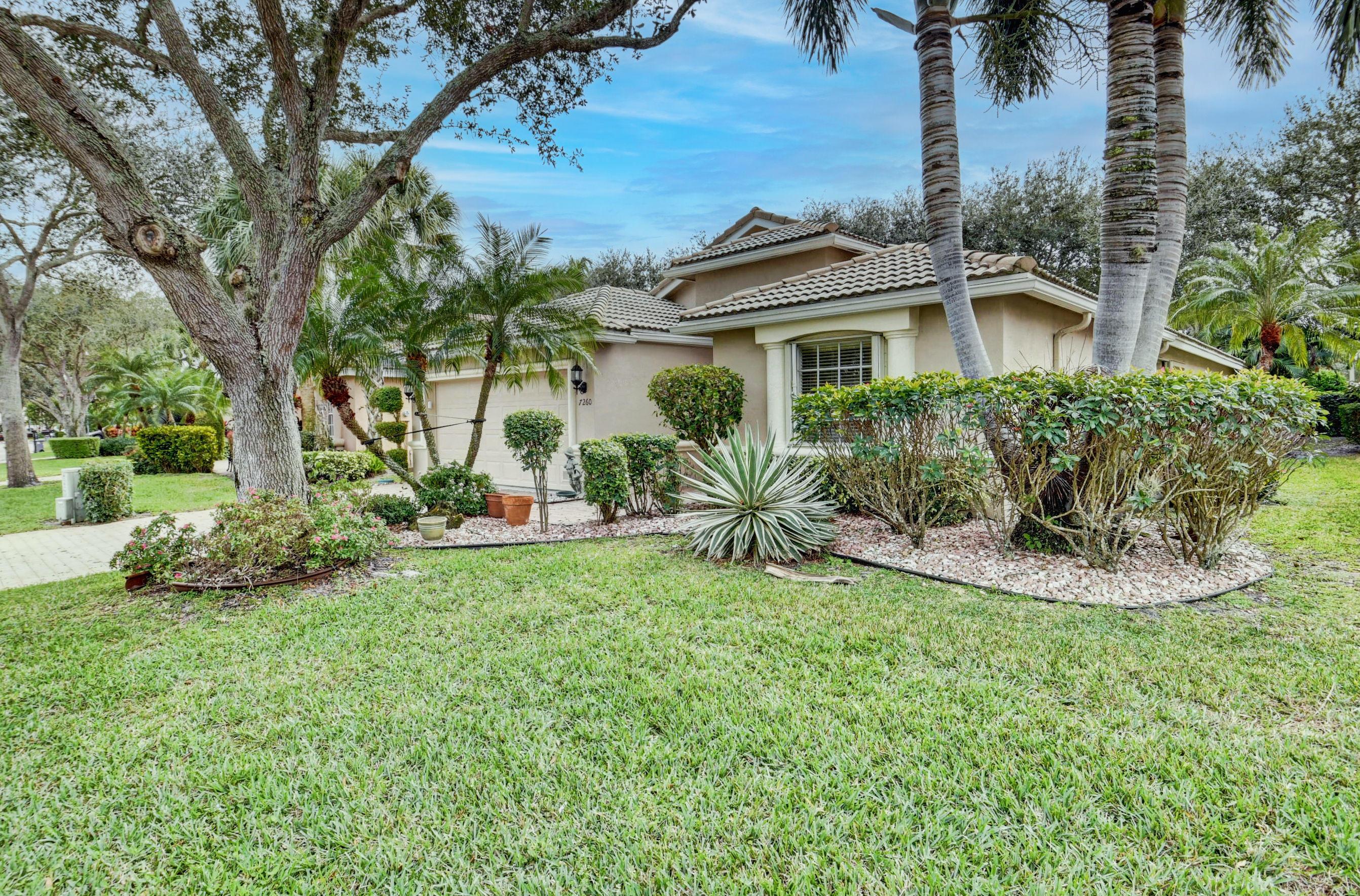 Home for sale in Villa Borgheses Delray Beach Florida