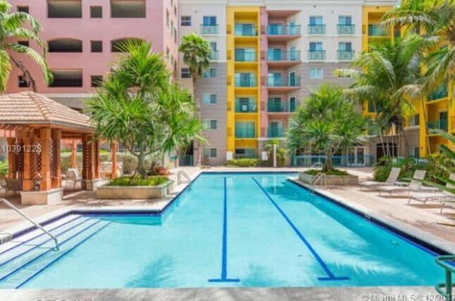 Home for sale in VALENCIA CONDO South Miami Florida