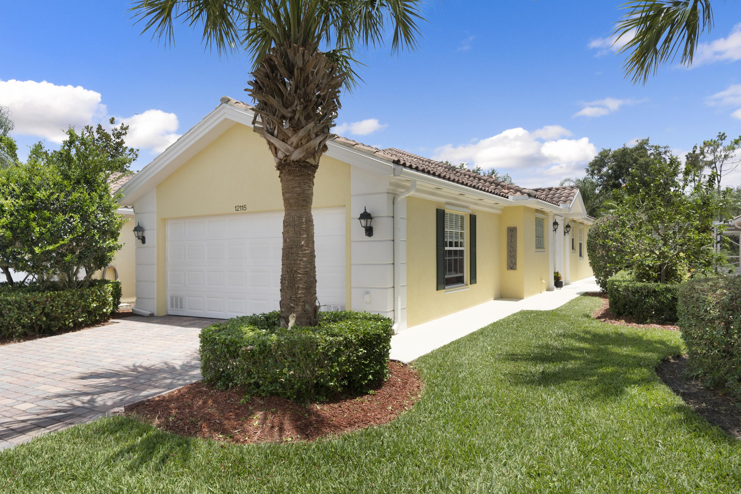 Home for sale in Lakes At Tradition Port Saint Lucie Florida