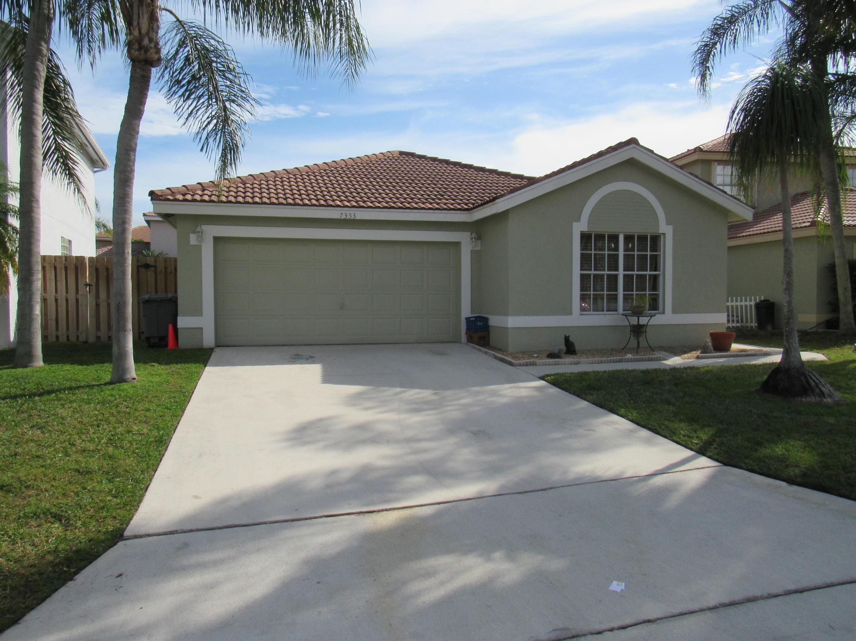 Home for sale in Bristol Bay. Lake Charleston Lake Worth Florida