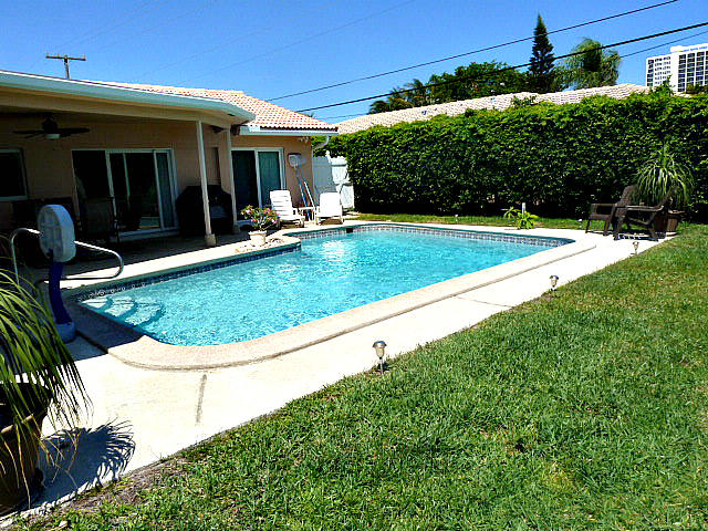 Home for sale in Spanish River Land Boca Raton Florida