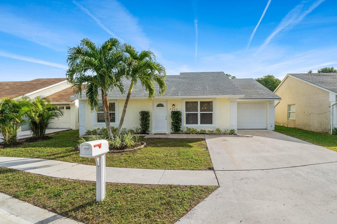 Home for sale in Lee Estates Lake Worth Florida