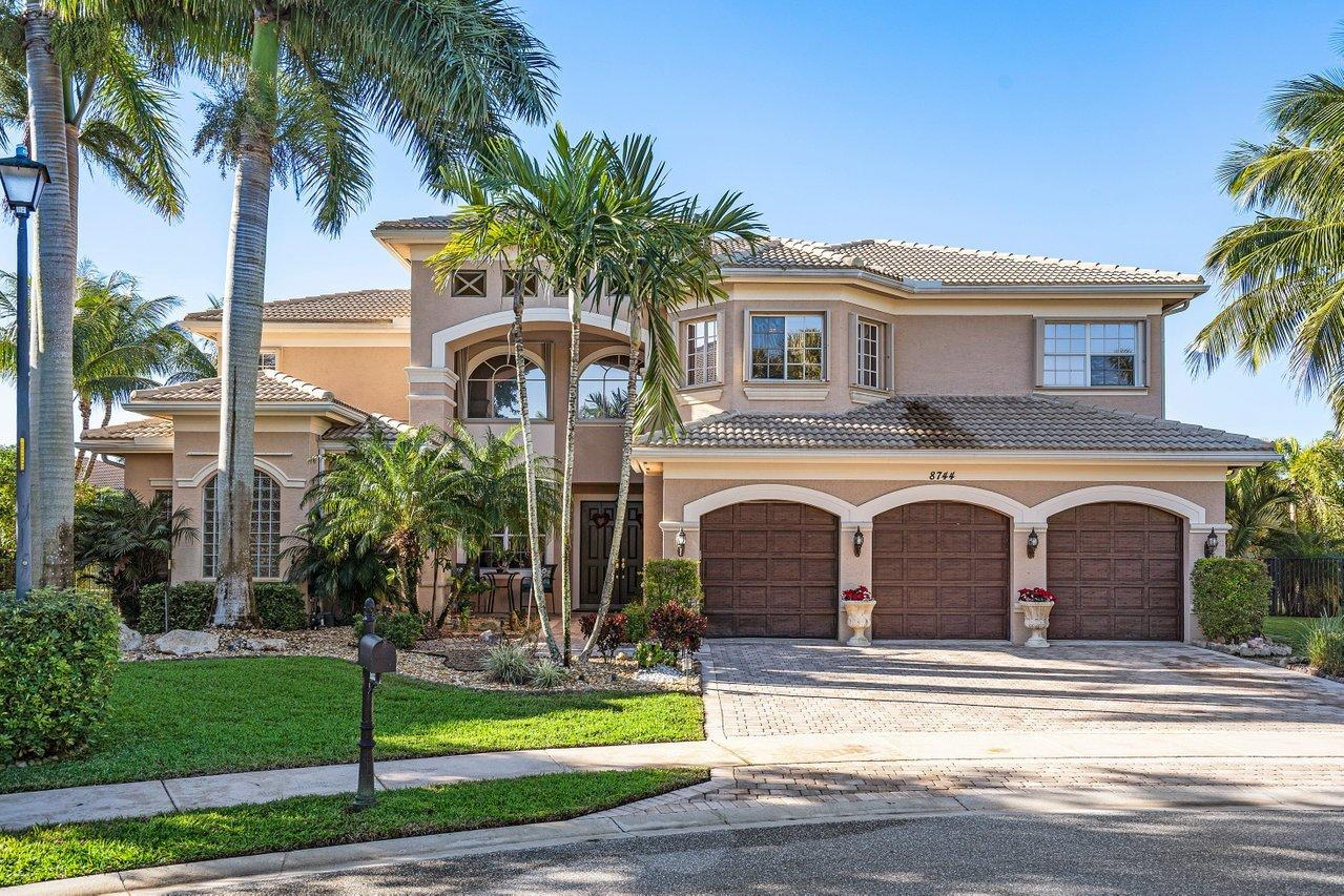 8744 Thornbrook Terrace Point  Boynton Beach, FL 33473