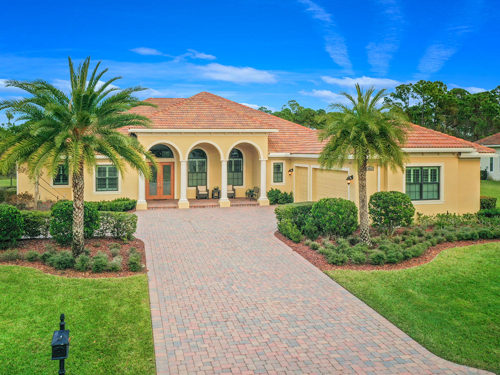 Home for sale in canopy creek Palm City Florida