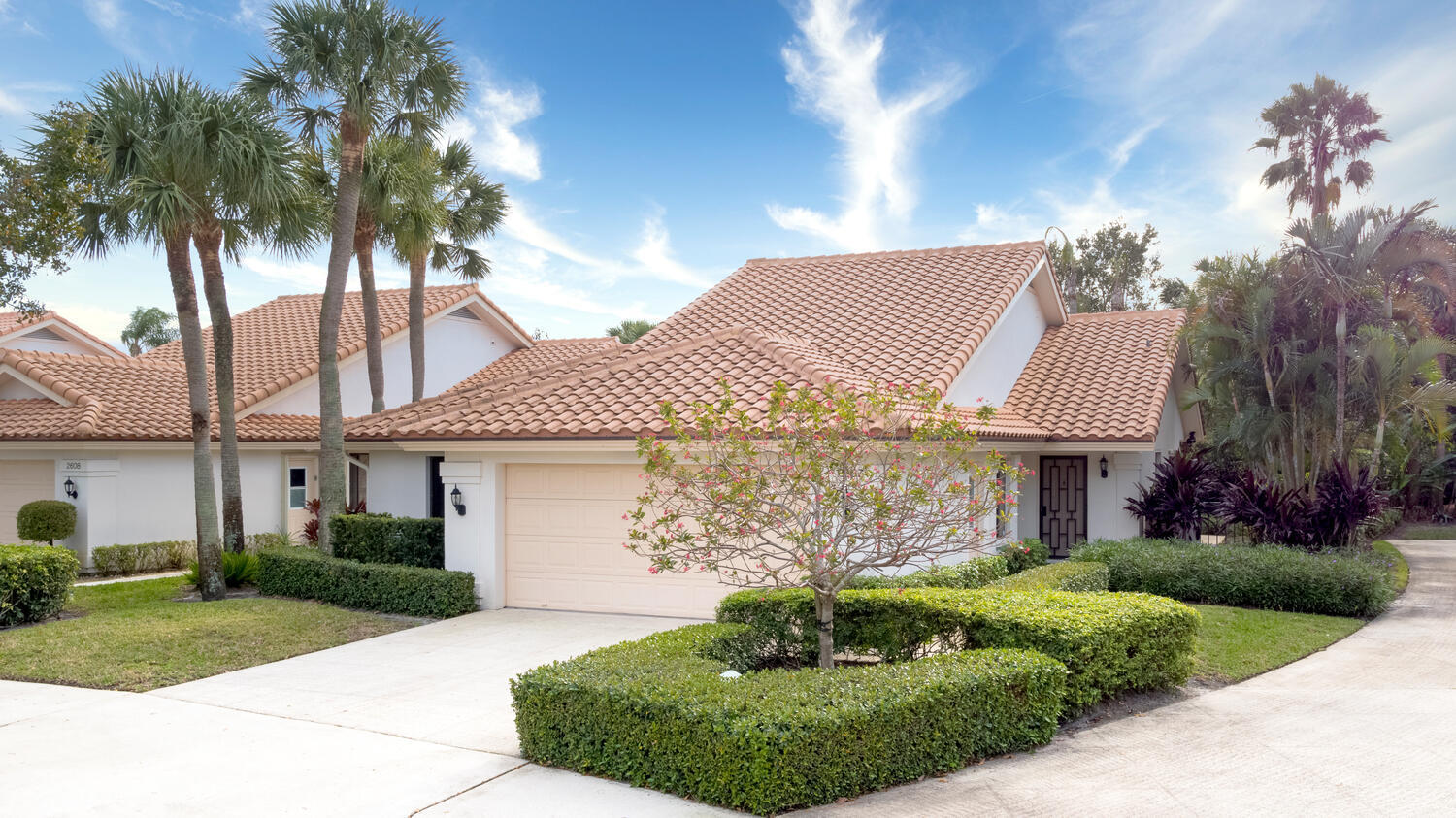 Home for sale in Villas Of Bear Lakes West Palm Beach Florida