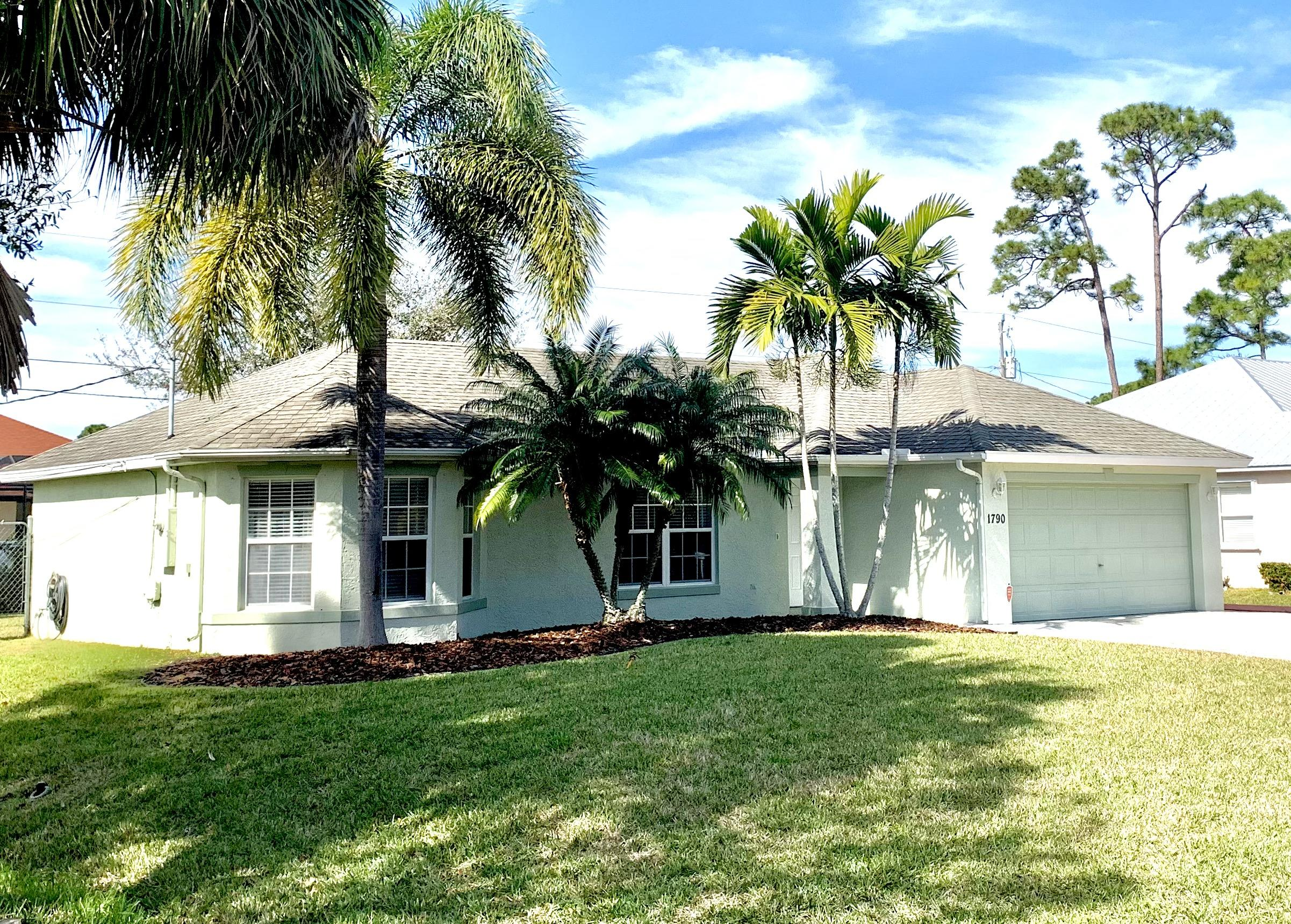 Home for sale in PORT ST LUCIE SECTION 20 Port Saint Lucie Florida
