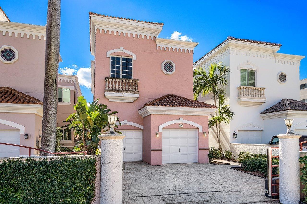 Home for sale in Royal Palm Villas Boca Raton Florida