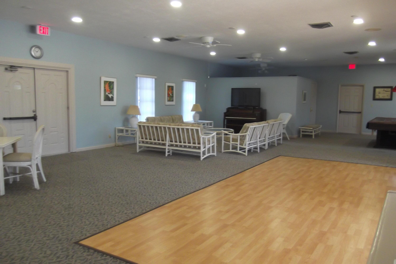 Interior Clubrooms