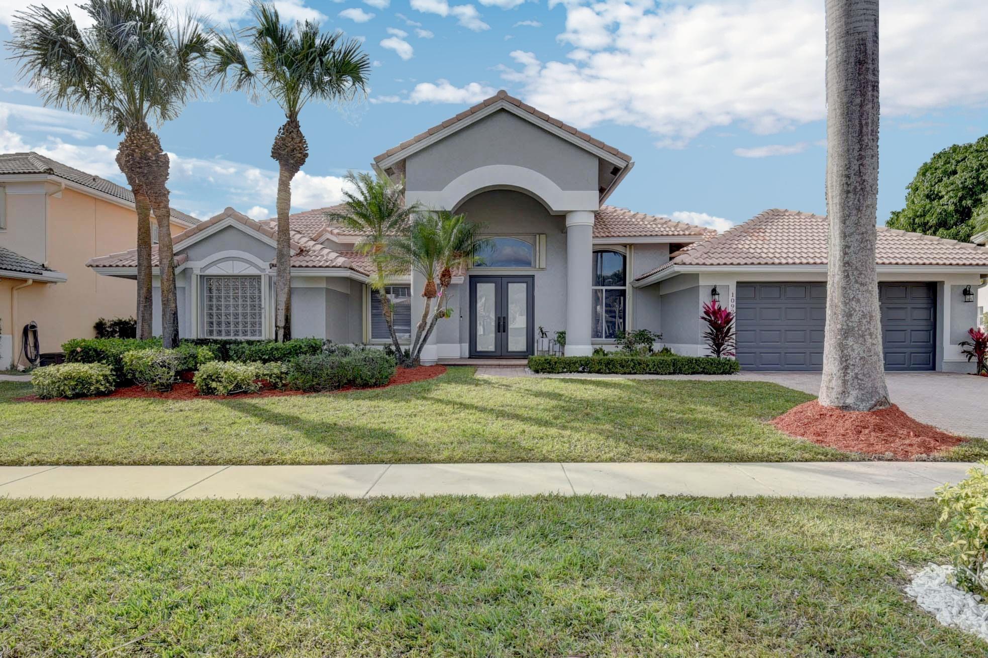 Home for sale in Boca Isles South Boca Raton Florida