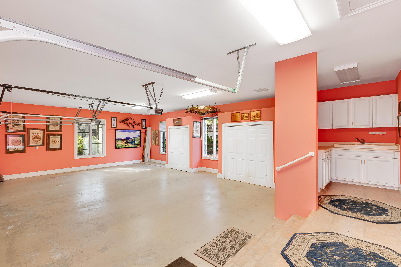 Garage Inside View