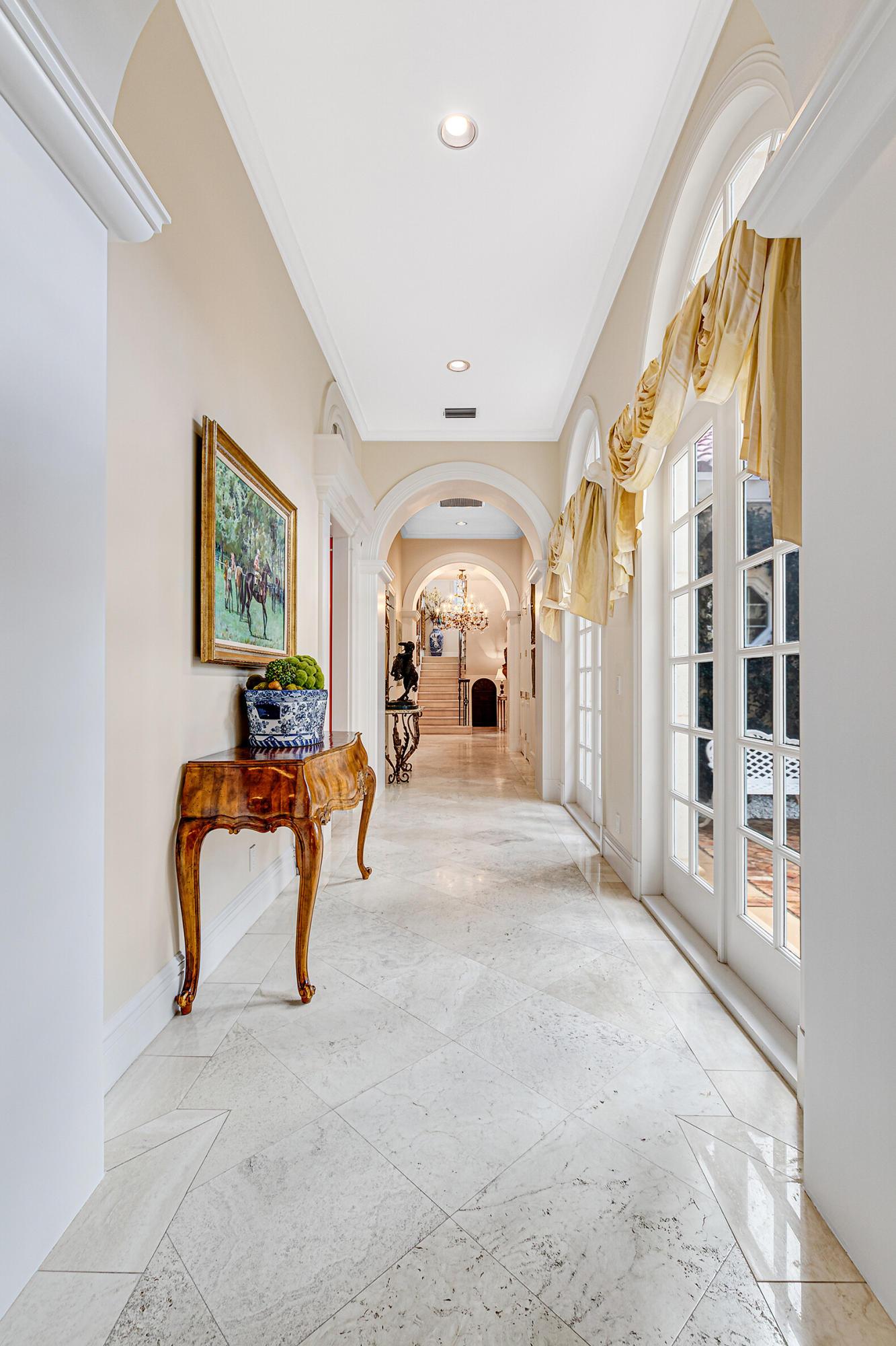 Main Hallway View 2
