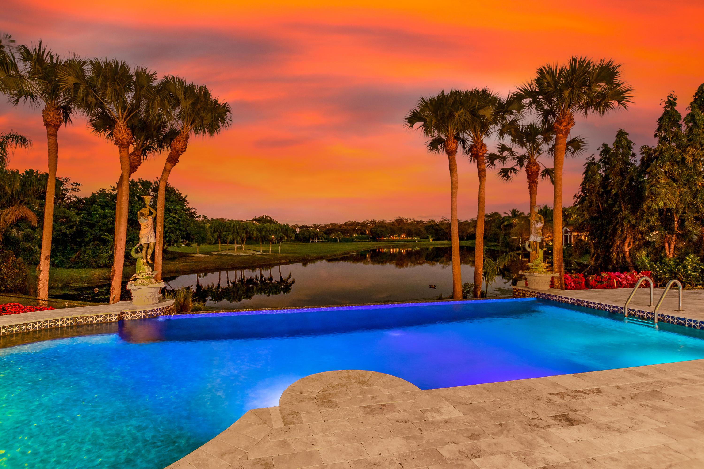 Sunset Pool 2