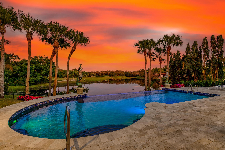 Sunset Pool 3