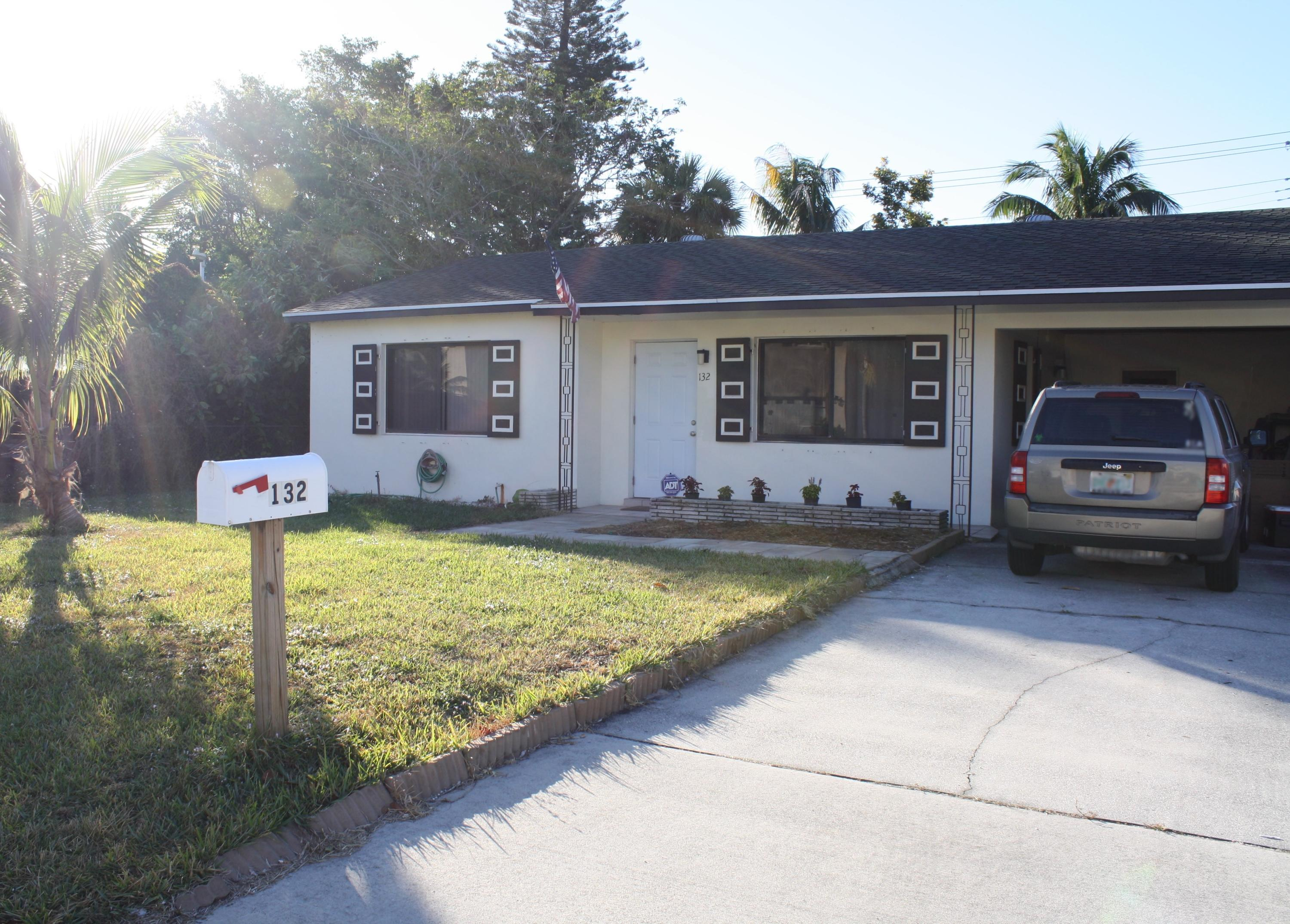 Home for sale in Acreage & Unrec/ Forest Park Boynton Beach Florida