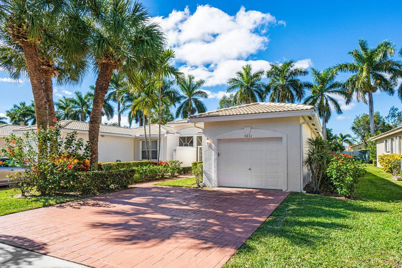 Home for sale in Palm Isles West Boynton Beach Florida