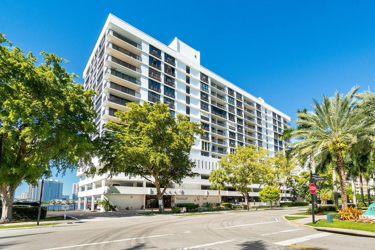 Home for sale in Bay Country Club Condo Sunny Isles Beach Florida