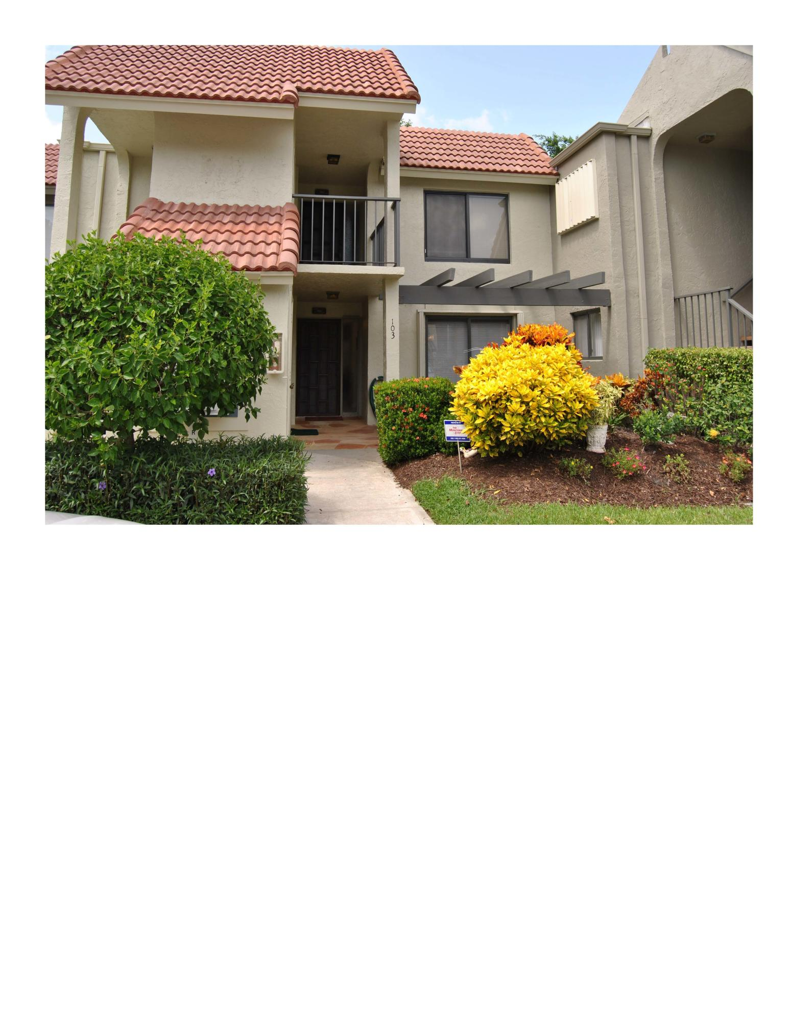 Home for sale in FAIRWAY PARK CONDO Boynton Beach Florida