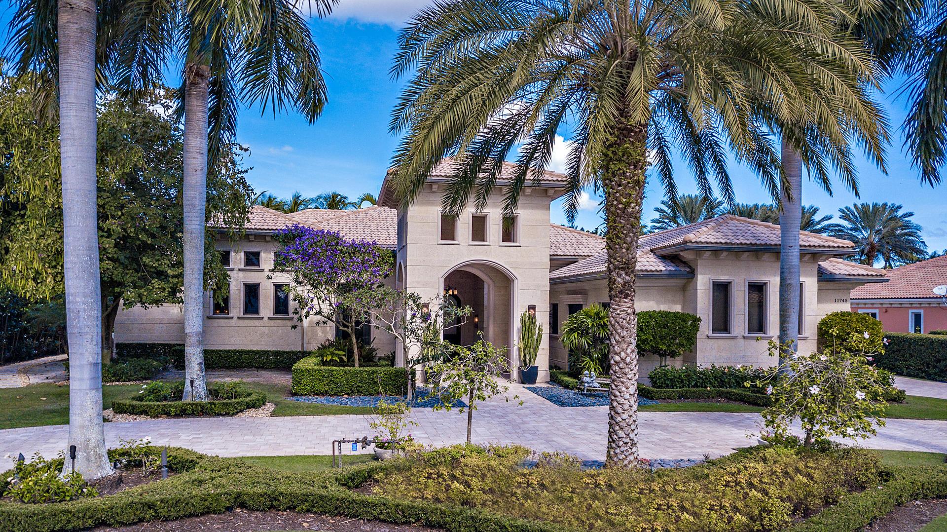 11745 Belladonna Court Palm Beach Gardens, FL 33418