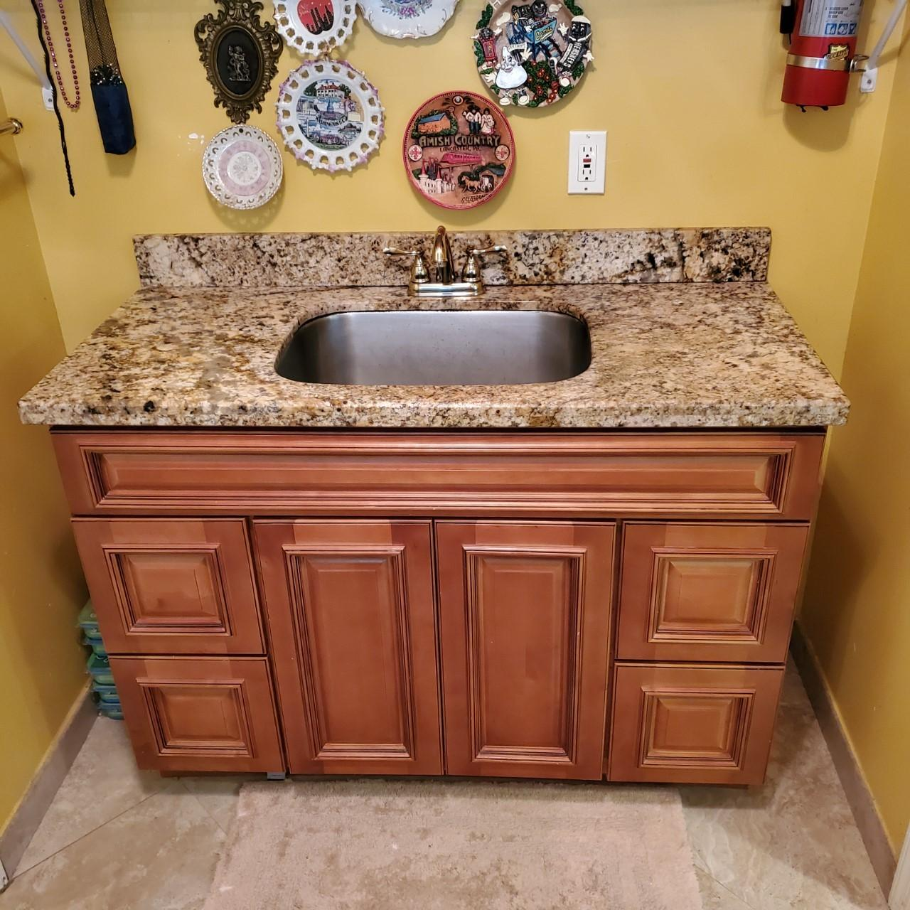 laundry rm granite