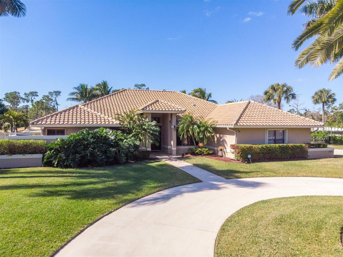 Home for sale in Paddock Park No 1 Wellington Florida