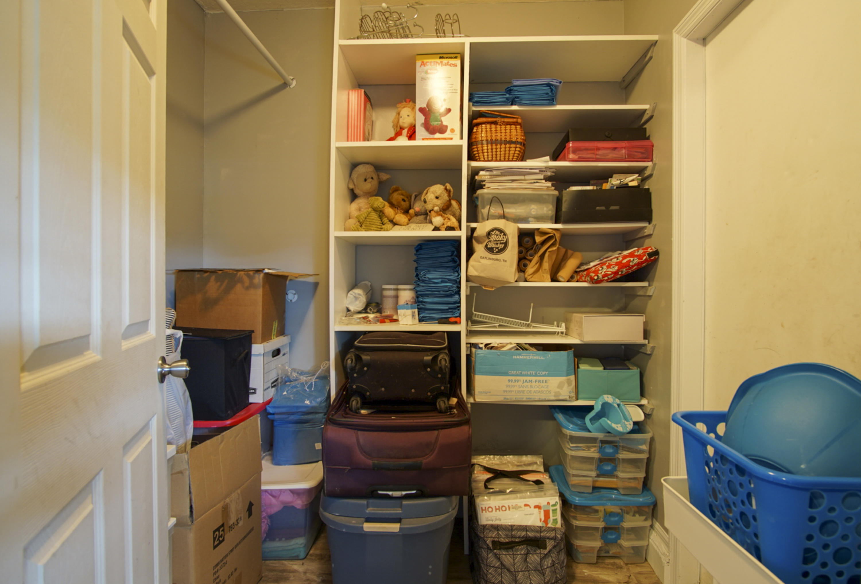 large storage closet